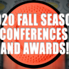 2020-fall-season-conferences-and-awards